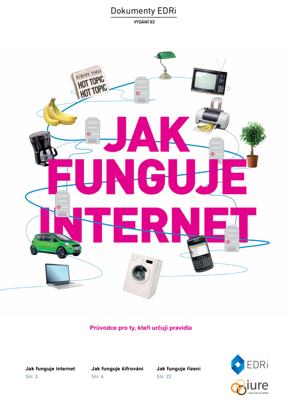Jak funguje internet